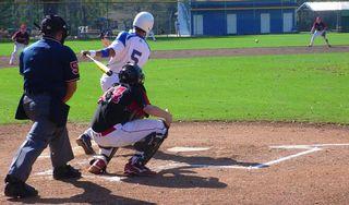 Garrett Pitts hitting 2009-4