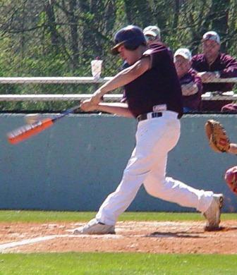 Drew Mobley hitting web