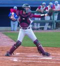 Andrew Dennis throwing 2009 web